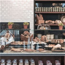 Deli Kitchen - Display